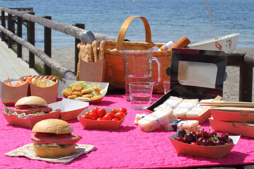 De pícnic con Codelen