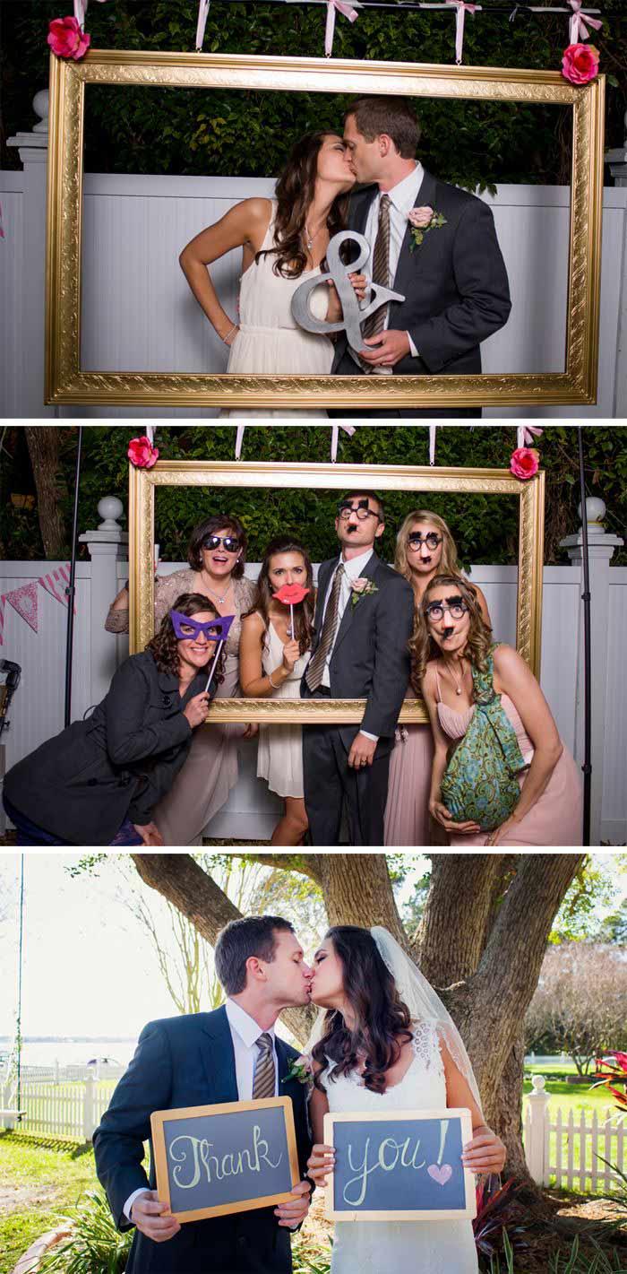 Photocall Instagram y otros DIY para tu boda - vortize studio