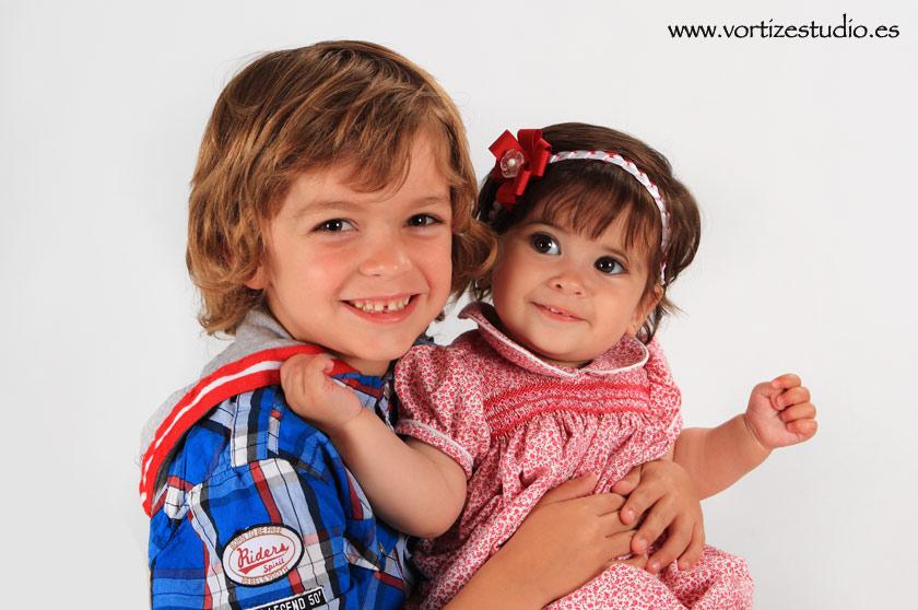Sesión infantil: Jaume y Jimena