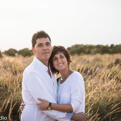 Sesión de fotografía de preboda por Vortize Studio fotógrafo de boda Alicante